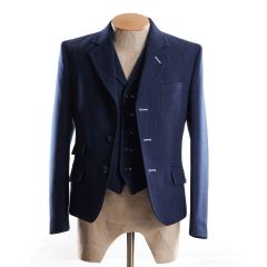 Navy Arrochar K2 Jacket and Waistcoat