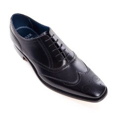 Dress Brogue Johnny Black by Barker