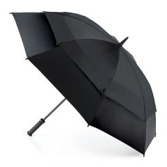 Stormshield Black Umbrella By Fulton