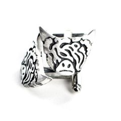 Highland Cow Pewter Cufflinks