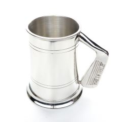 1 Pint, The 19th Hole Pewter Tankard