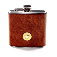 6oz Shotgun Cartridge Flask