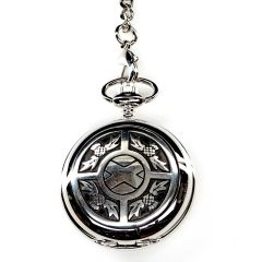 Thistle and Saltire, Mechanical Pocket Watch