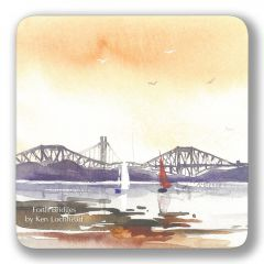 Pack of 6 Edinburgh Coasters