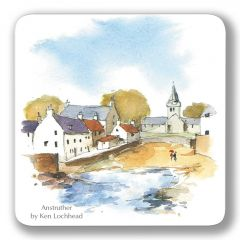 Pack of 6 Fife Coasters