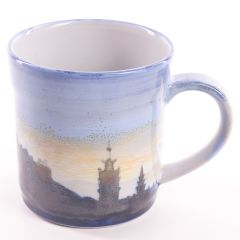 Edinburgh Skyline 1pt Mug by Highland Stoneware