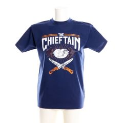 Navy Chieftain T-Shirt by Urban Pirate