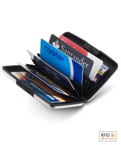 Stainless Steel Credit Card Case by Dalvey