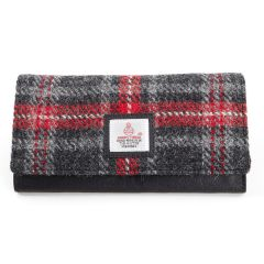 Hebridean Fire Harris Tweed Ladies Envelope Purse