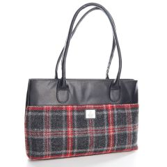 Hebridean Fire Harris Tweed Tote Bag