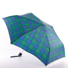 Compact Black Watch Umbrella