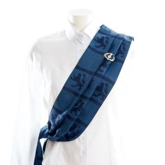 Blue Lion Rampant Ladies Sash