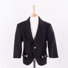 Ex Hire Boys Argyle Jacket, Various Sizes