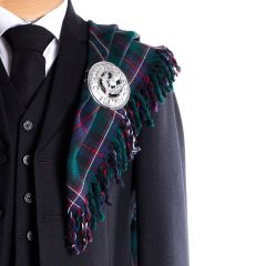 Ex Hire Scottish National Plaid