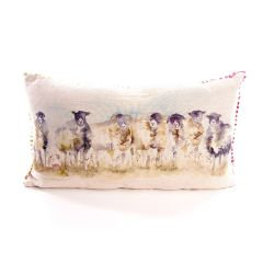 Come By Arran Granite Cushion by Voyage Maison