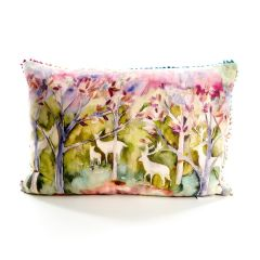 Seneca Forest Spring Cushion by Voyage Maison
