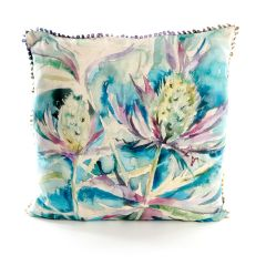 Sea Thistle Cushion by Voyage Maison