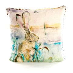 Morning Hare Cushion by Voyage Maison