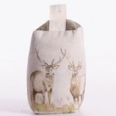 Lavender Filled Door Stop Mooreland Stag by Voyage Maison