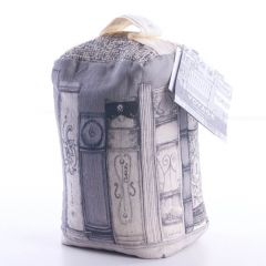 Lavender Scented Library Books Door Stop by Voyage Maison