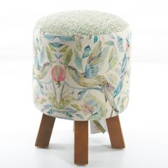 Colyford, Monty Foot Stool by Voyage Maison