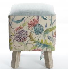 Meadwell, Toby Foot Stool by Voyage Maison