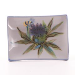 Thistle, X-Small Rectangle Dish by highland Stoneware