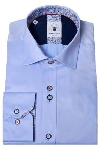 Sky Blue, Alfie Shirt by Marc Darcy