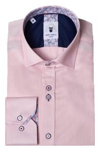 Pink, Alfie Shirt by Mark Darcy