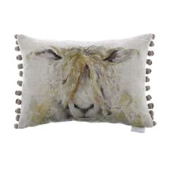 Mr Wooly Cushion by Voyage Maison