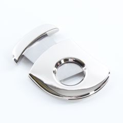 Engravable Bean Shaped Cigar Cutter