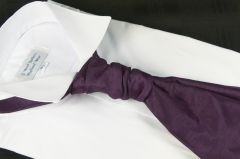 Cravat Pre Tied Purple