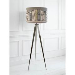 Antique Library Books Floor Lamp by Voyage Maison