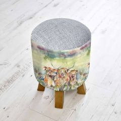 Heilan Herd Month Foot Stool by Voyage Maison