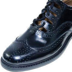 Ghillie Brogues, Kilt Shoes, Rubber Sole