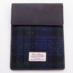 Black Watch Harris Tweed IPad Mini Case