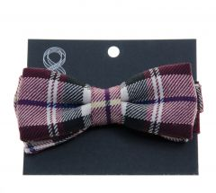 Tartan Bow Tie Hearts Football Club