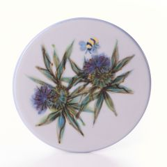 Small Round Thistle Stand by Highland Stoneware