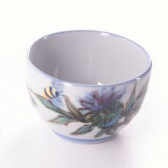 Thistle Sugar Bowl by Highland Stoneware