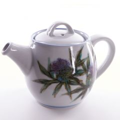 Thistle Teapot by Highland Stoneware