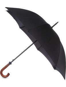 Huntsman One Black Umbrella by Fulton