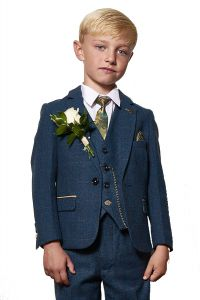 3 Piece Childrens Dion Suit by Marc Darcy