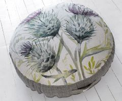 Thistle Glen Large Floor Cushion by Voyage Maison
