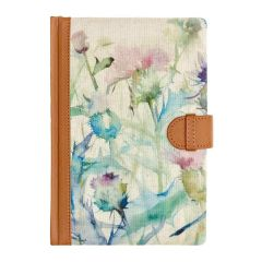 Damson Bristle Notebook by Voyage Maison