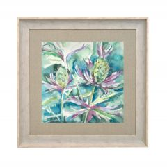 Sea Thistle Framed Artwork by Voyage Maison
