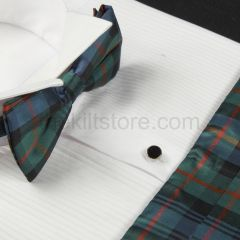 Silk Cummerbund and Bow Tie Murray Ancient
