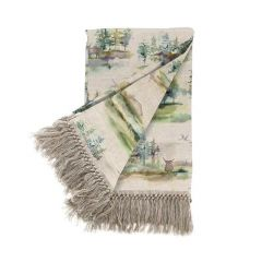 Caledonian Forest Topaz Throw by Voyage Maison