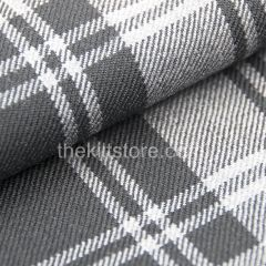 Tartan Grey Douglas in our hire range also sold by the yard