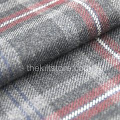 Tartan Hebridean Heather in our hire range also sold by the yard