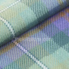 Tartan Isle of Skye in our hire range also sold by the yard